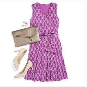 41 Hawthorn Kassidy Faux Wrap Dress Stitchfix